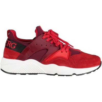 Picture of Iceberg IU865 A men sneaker red