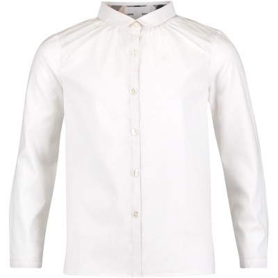Picture of Burberry 3997895 Kids blouse white