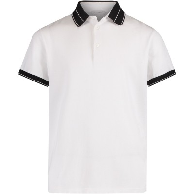 Picture of Dolce & Gabbana L4JT6K kids polo white