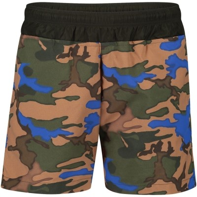 Afbeelding van Moncler 0073505 539BE kinder zwemshorts army