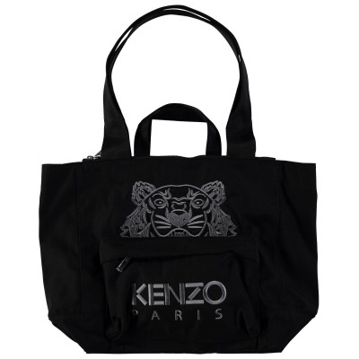 Afbeelding van Kenzo F855SF303F20 dames shopper zwart