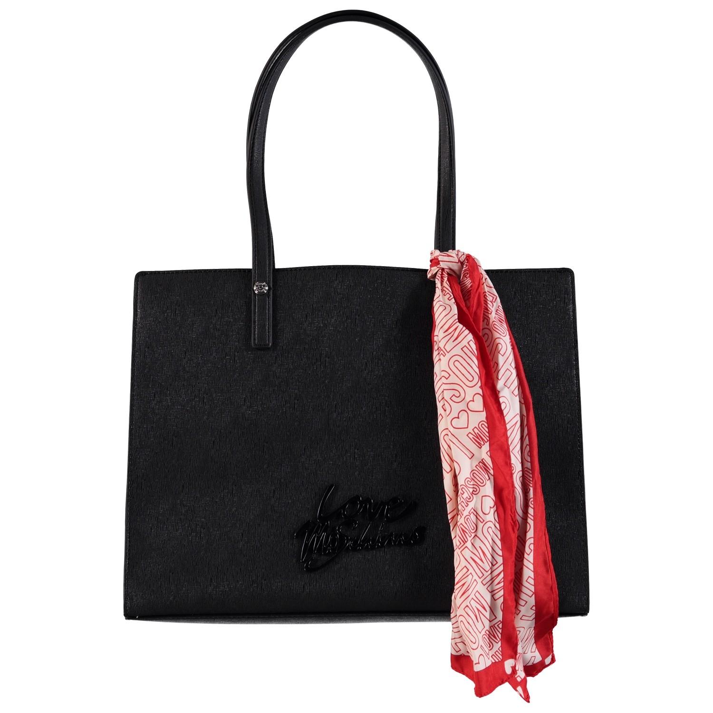 Afbeelding van Moschino JC4050 tas zwart damestas zwart