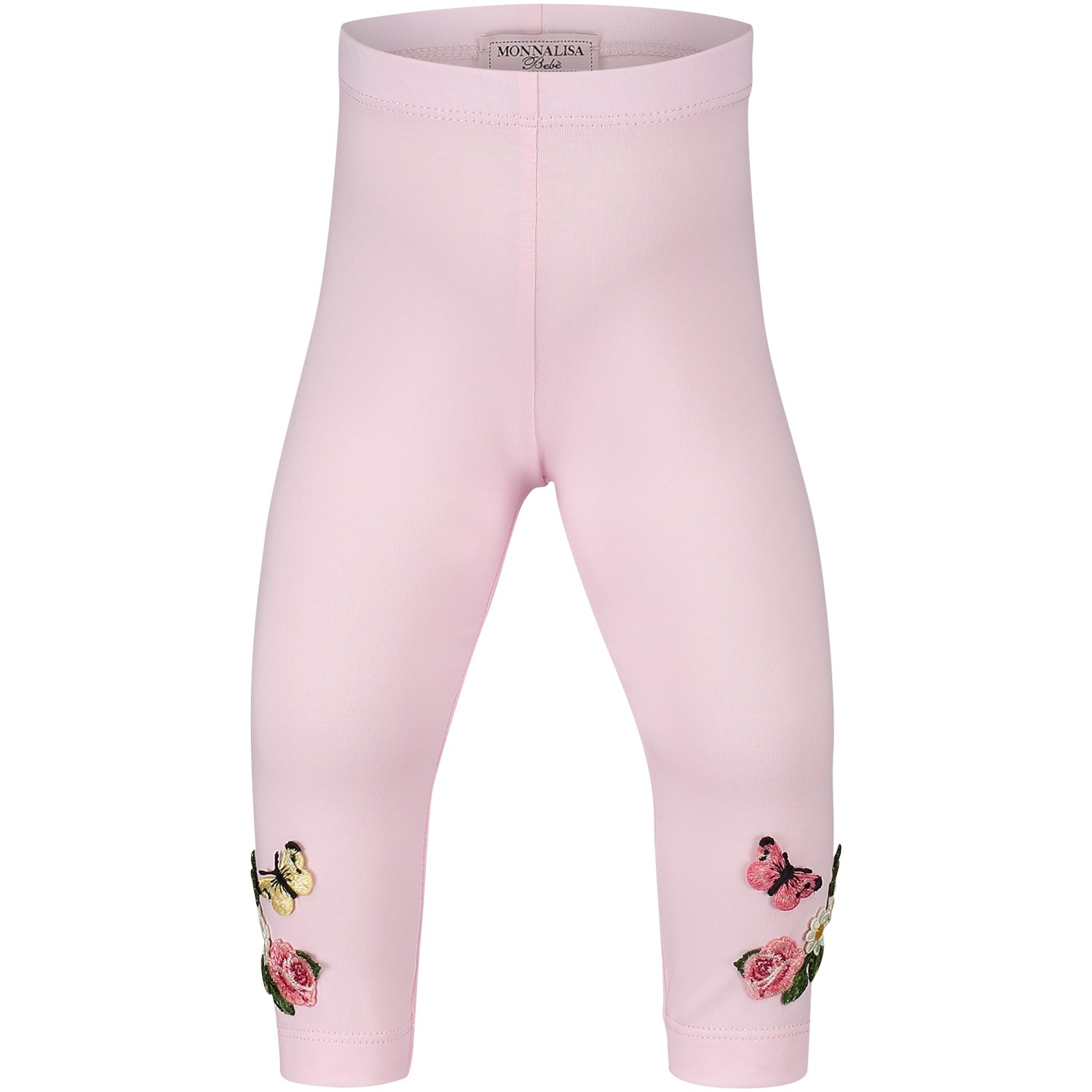 Picture of MonnaLisa 311414AD baby tights light pink