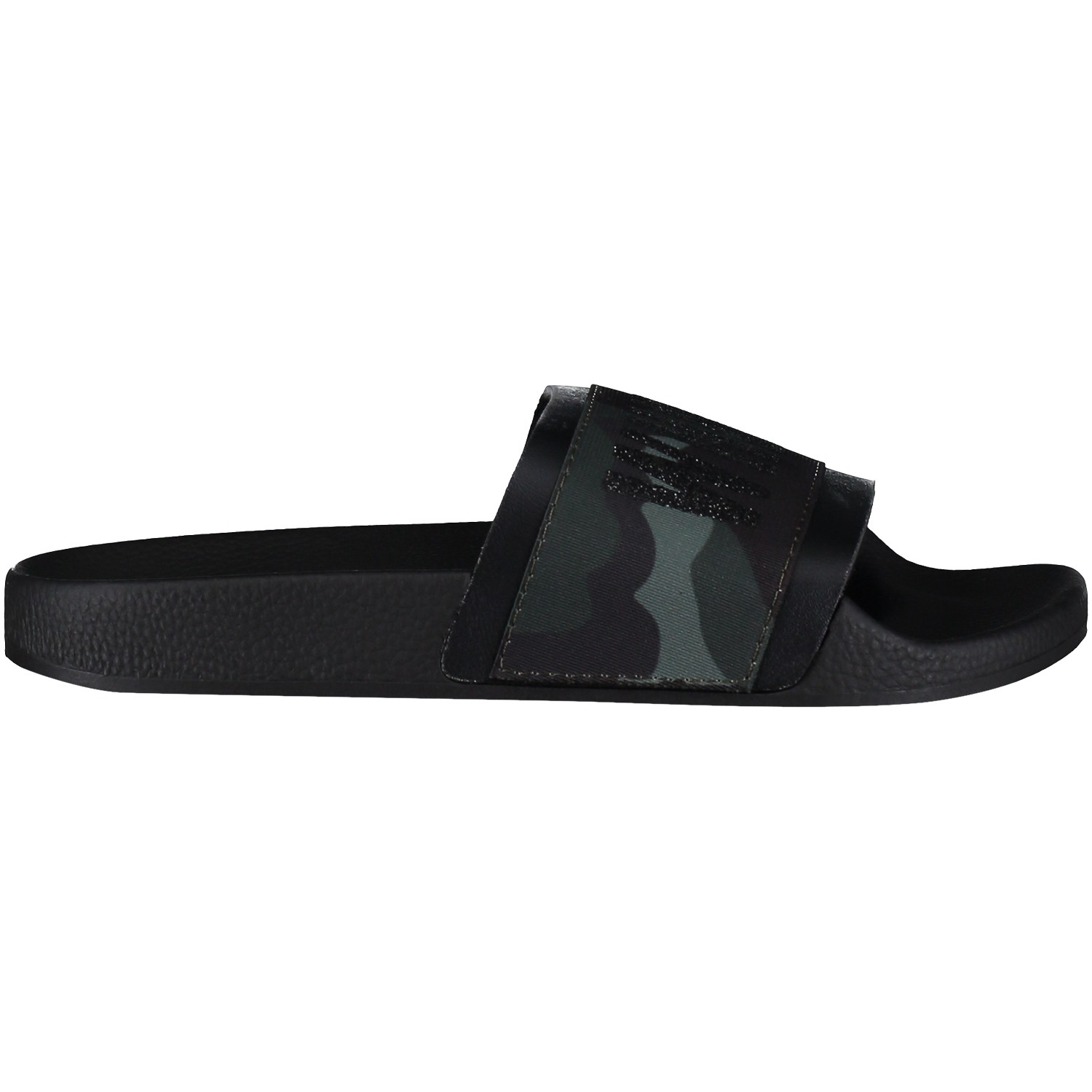 Picture of The White Brand ELASTIC TWB women flipflop army