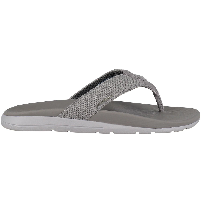 Afbeelding van Ugg 1092298 heren slippers licht grijs