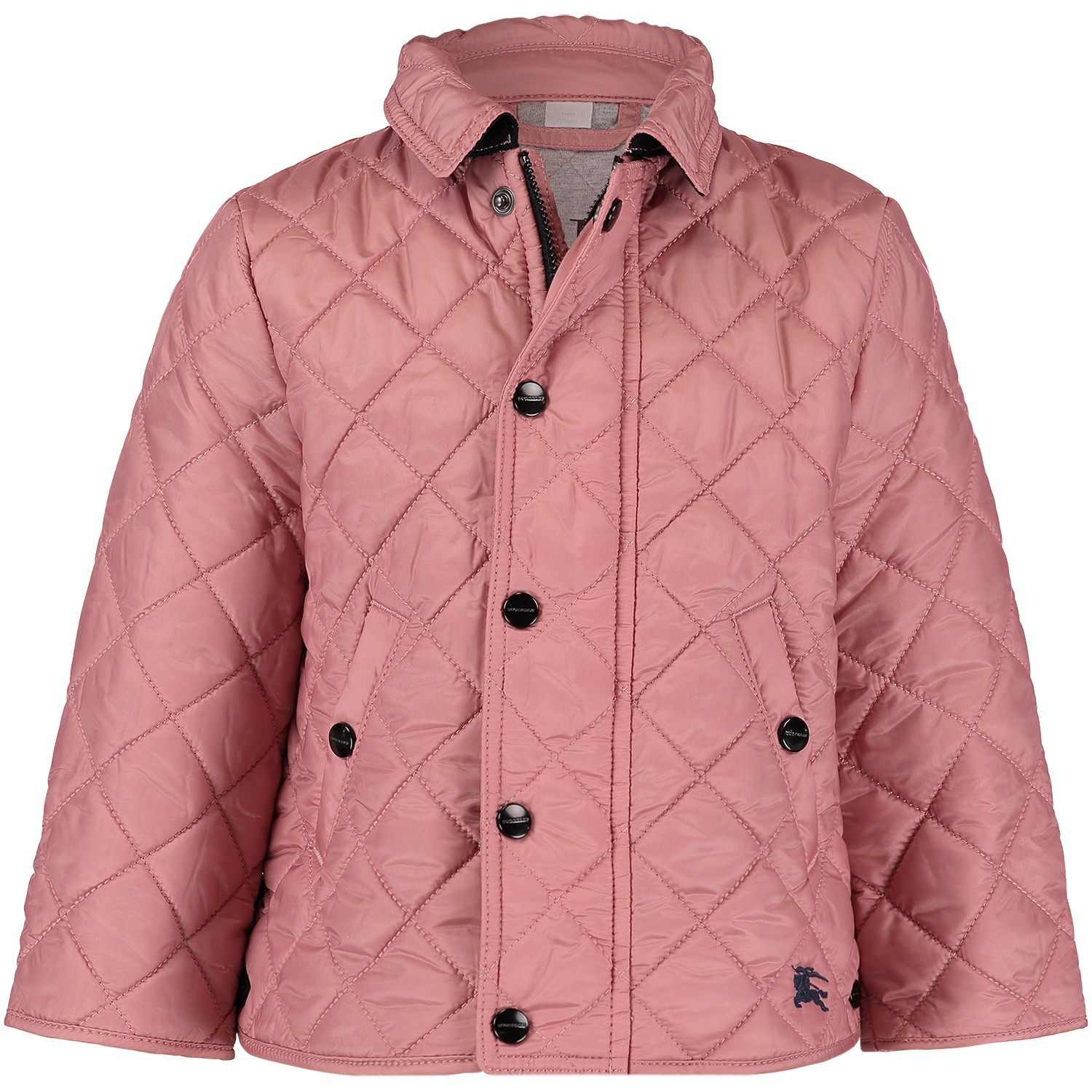 Picture of Burberry 8002696 baby coat light pink