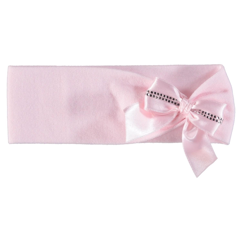 Afbeelding van La Perla 40966 baby haarbandje licht roze