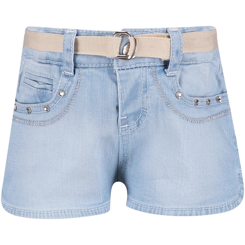 Afbeelding van Mayoral 1246 baby shorts jeans