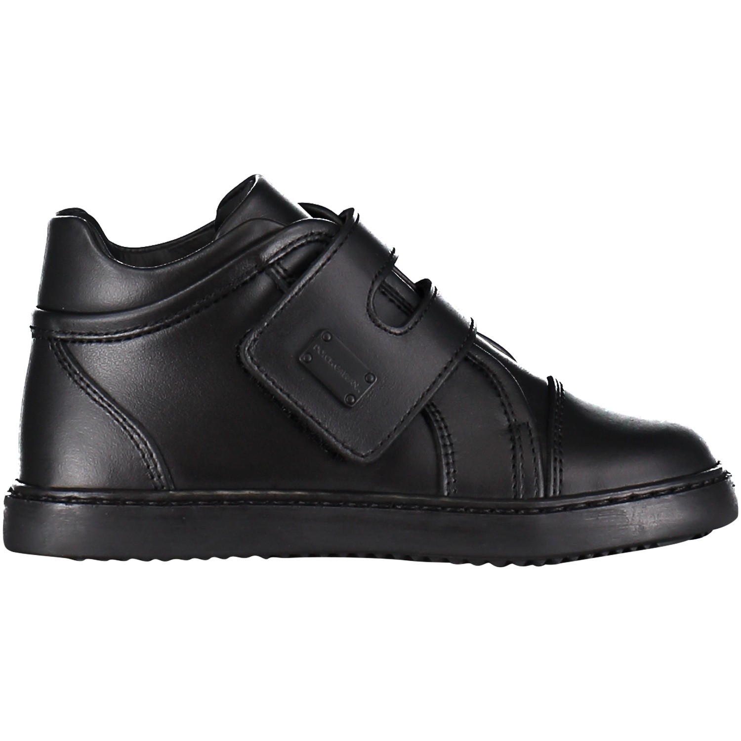 Picture of Dolce & Gabbana DN0091 kids sneakers black