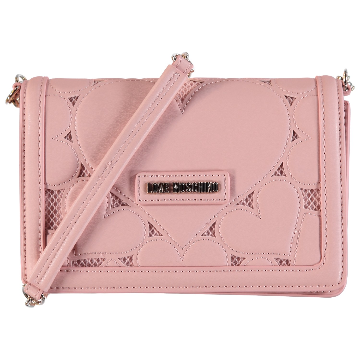 Picture of Moschino JC4056 women bag light pink