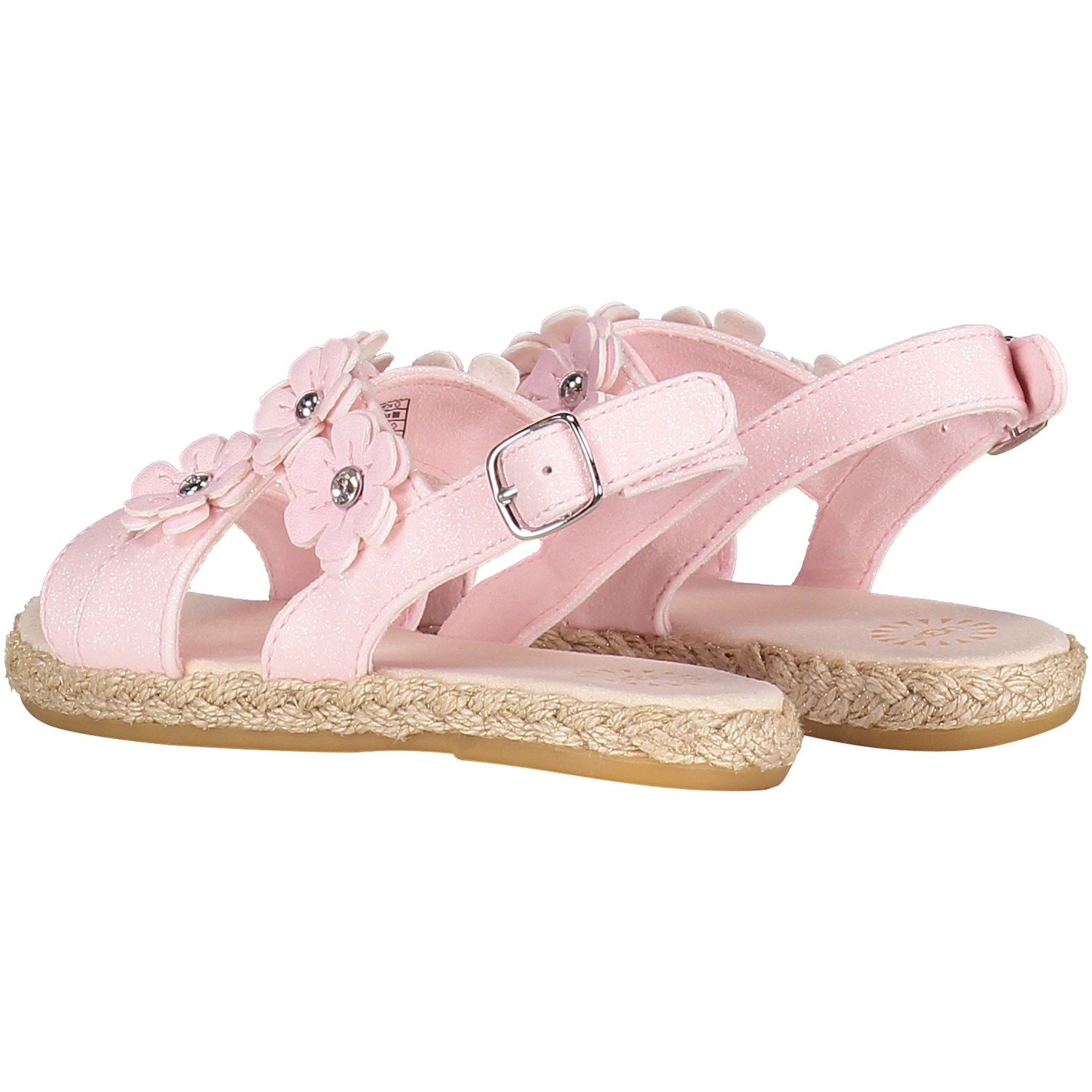 Picture of Ugg 1092421 kids sandal light pink