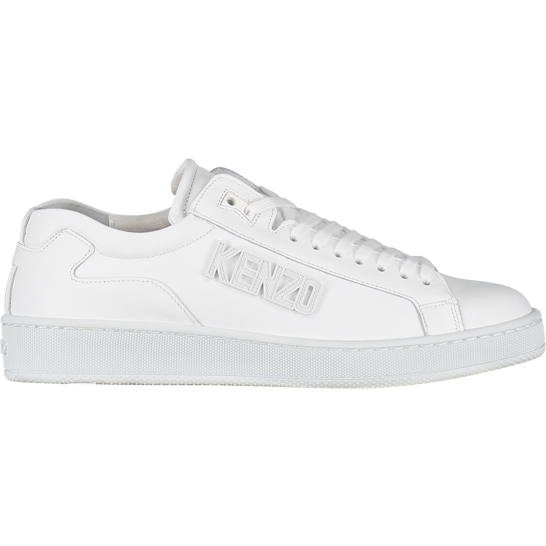 Afbeelding van Kenzo F762SN128L50 dames sneaker wit