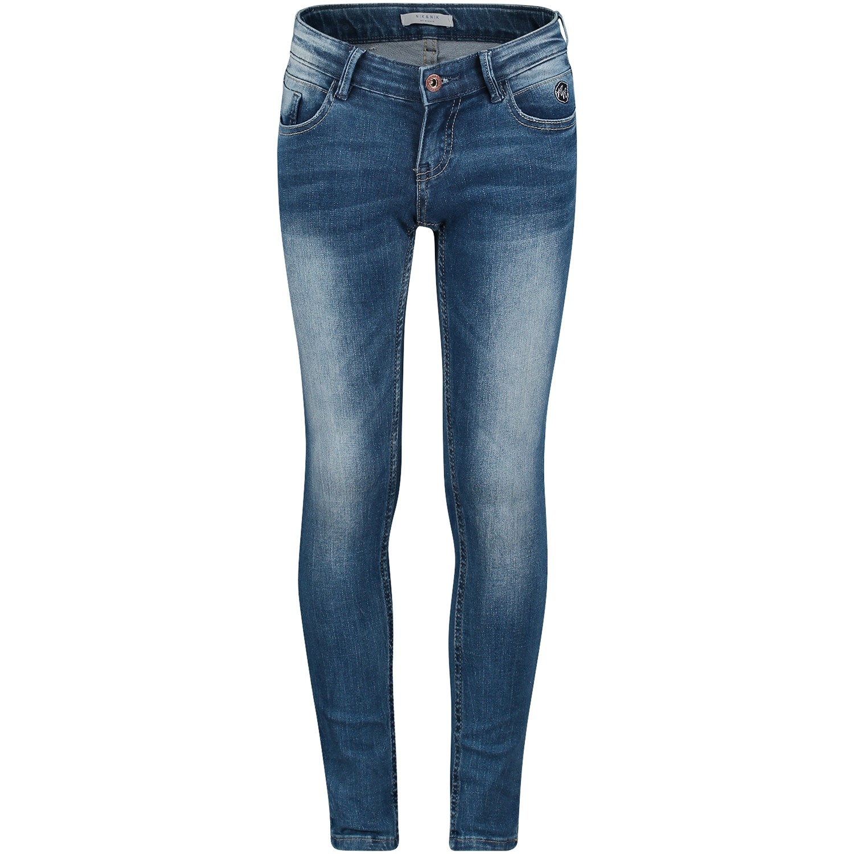 Afbeelding van NIK&NIK G2413 kinderbroek jeans