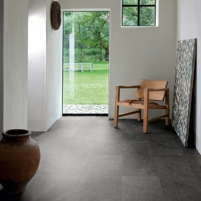 Foto van Quick-Step Ambient Click Leisteen Zwart AMCL40035