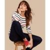 Afbeelding van Joules dames bretone stripe shirt