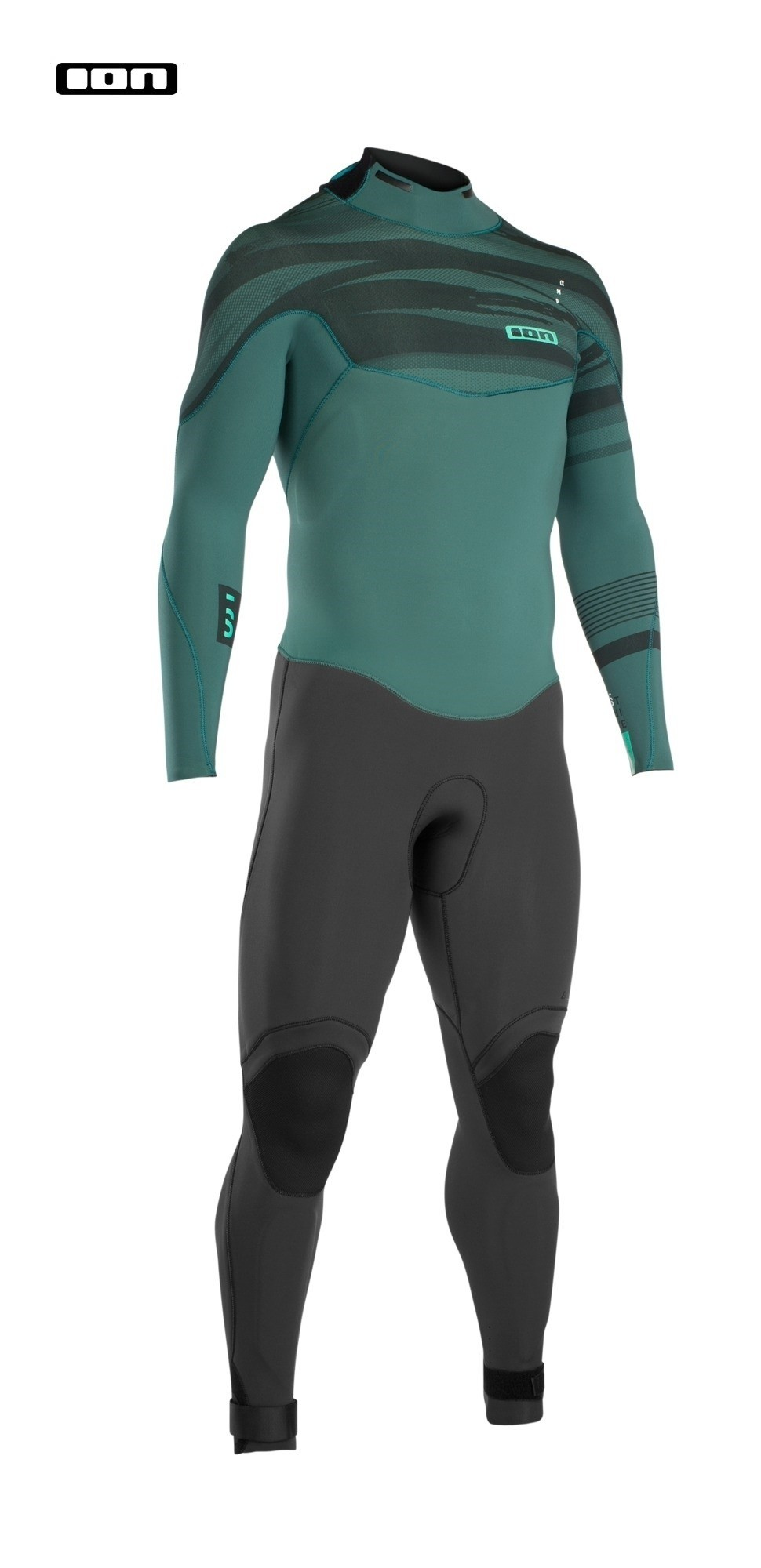Ion wetsuit Strike Amp 4.5