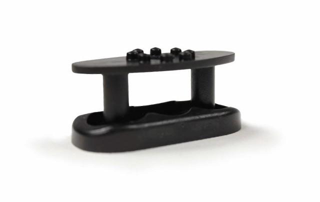 Unifiber plastic anti twist washer M6 set