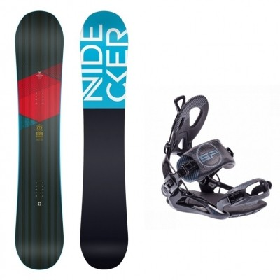 Complete snowboardset Score+SP private bindingen