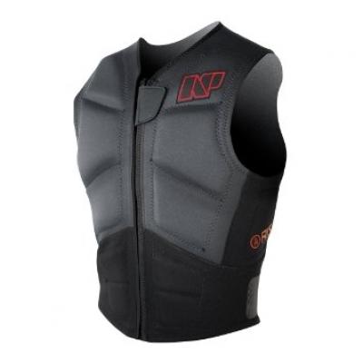 NP impact vest front zipp