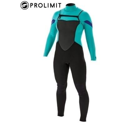 Prolimit dames wetsuit Fire Freezip 5/3 2018