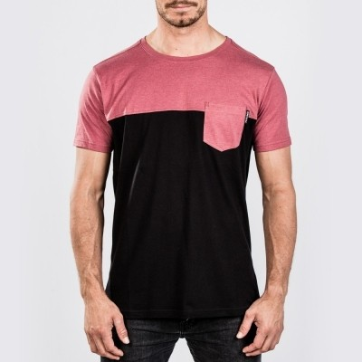 Mystic heren Road tee