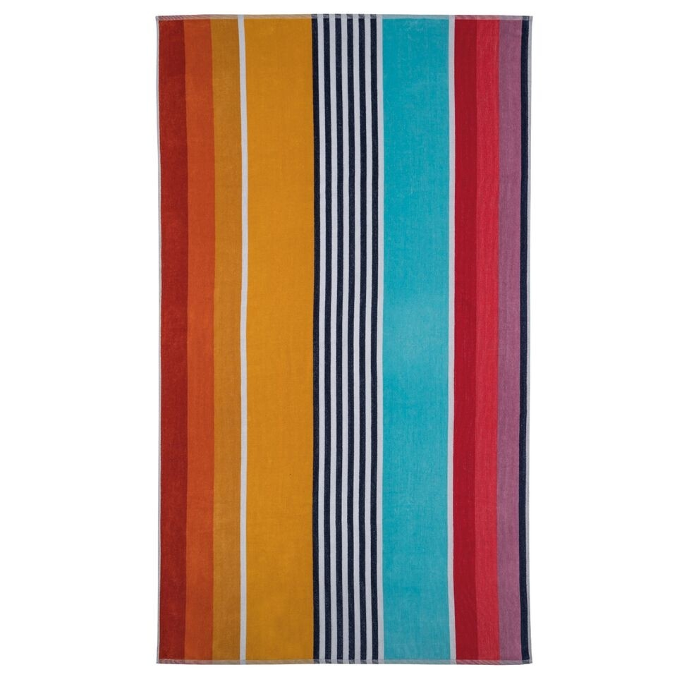 Arkhipelagos Strandlaken Colourful Stripes