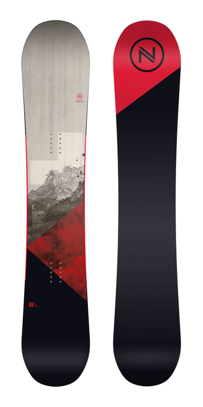 Nidecker snowboard Escape 2018