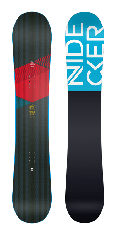 Nidecker snowboard Score 2018