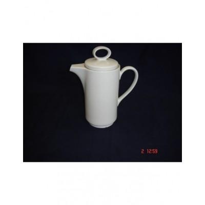 Koffiepot porselein 2 liter