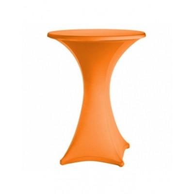 Pantyhoes voor praat/statafel oranje