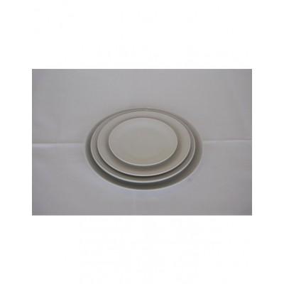 Pannenkoekbord (Plate Service) 31 cm wit