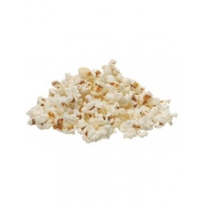 Popcorn, popcornsuiker en zakjes