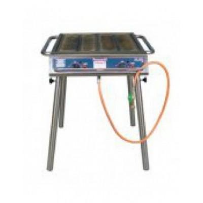 Barbecue gas 70 x 55 cm