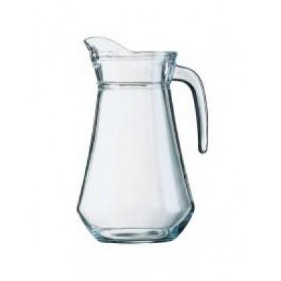 Schenkkan glas/kunststof 1,5 ltr.