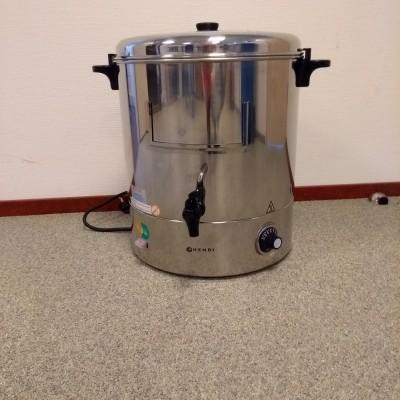 Boiler voor warme dranken 30 ltr.
