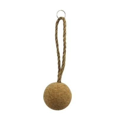 Sleutelhanger drijvende kurkbal