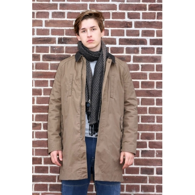 MCS We the People Trench Coat All Seasons