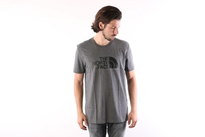 Foto van The North Face T92TX3-JBV T-shirt Easy Grijs