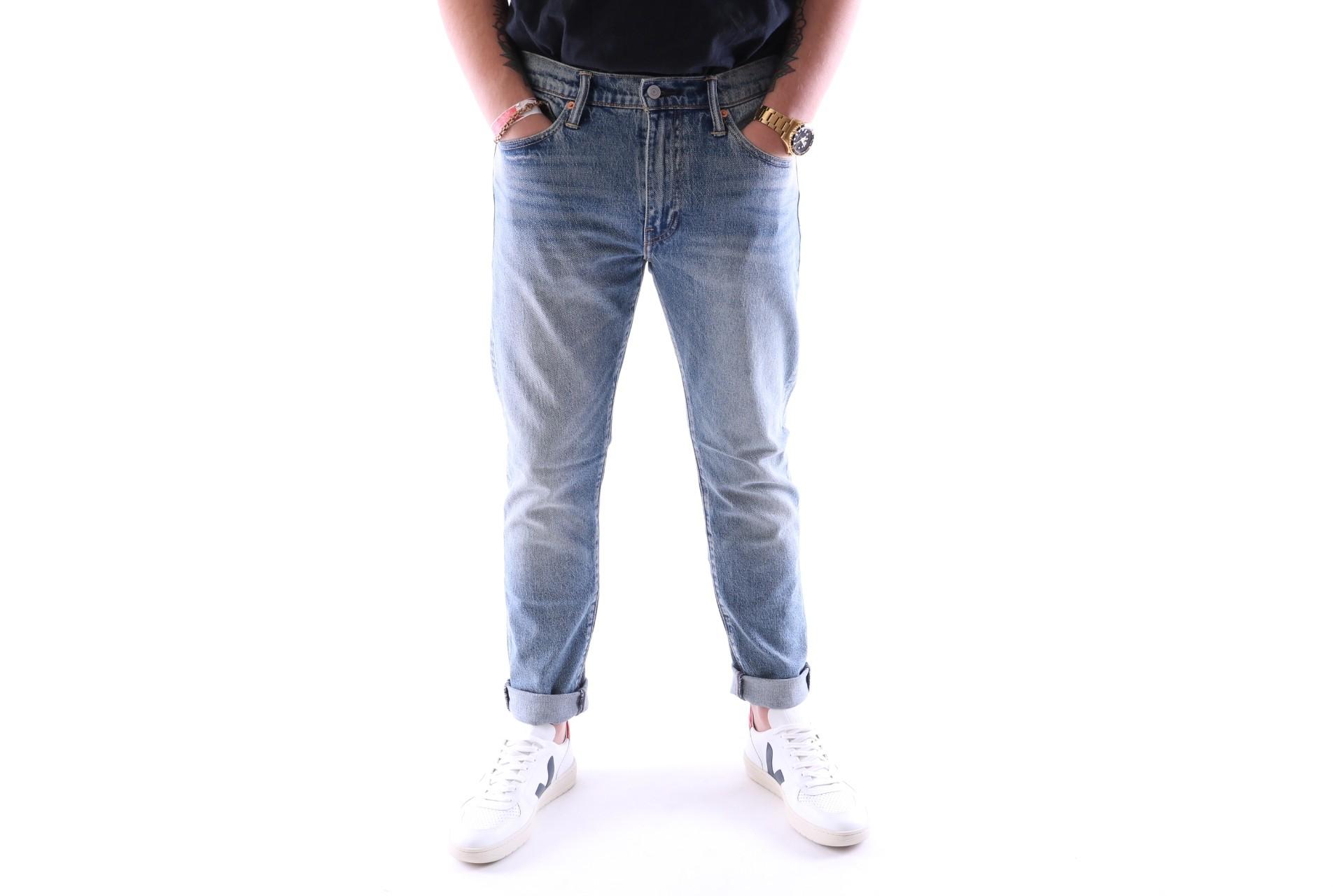 Foto van Levi's 28833-0121 Jeans 512 slim taper fit Rolf warp str