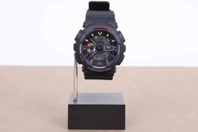 Foto van Casio G-Shock GA-110-1AER Watch GA-110 Zwart
