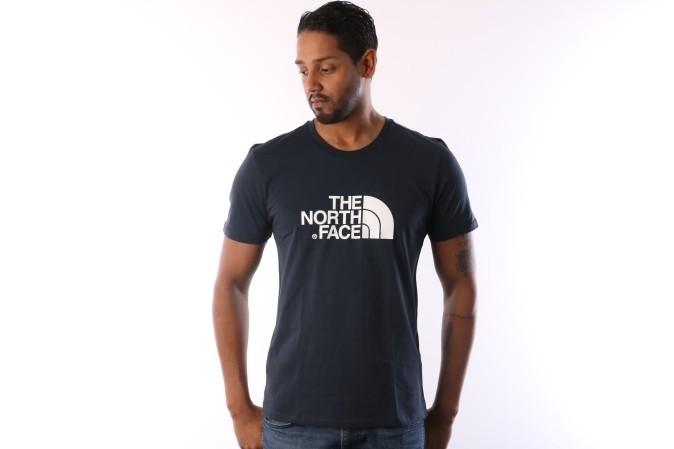 Foto van The North Face T92TX3-M6S T-shirt Easy Blauw