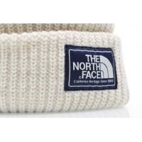 Afbeelding van The North Face T0A6W3-WTD Beanie Salty dog Wit