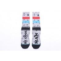 Afbeelding van Stance M526B17BEC Socks Be cool Bruin