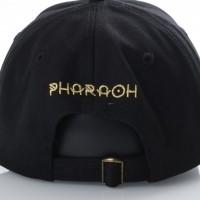 Afbeelding van Pharaoh Official Dad cap Canvas Goud