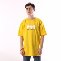 Afbeelding van Helly Hansen 33979-351 T-shirt HH Logo Sulphur