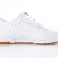 Afbeelding van Fila Ladies 5VF80172-150 Sneakers Original fitness suede Wit