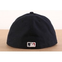 Afbeelding van New Era BASIC Fitted cap Authentic Boston Red Sox Blauw
