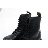 Afbeelding van Dr. Martens Ladies 14735450 Boots Cassidy Black+black softy t+hi shine