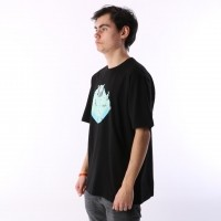 Afbeelding van Carhartt WIP I024684-89 T-shirt C pixel Zwart