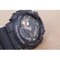 Afbeelding van Casio G-Shock GA-110RG-1AER Watch GA-110RG Zwart